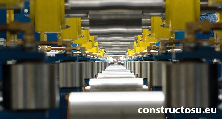 Fabrică de producție de produse în serie după prototip