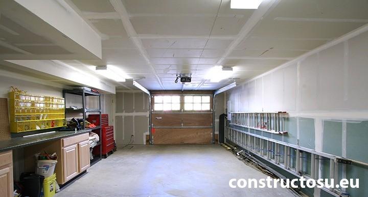 Amenajare cu gips carton în interiorul unui garaj.jpg