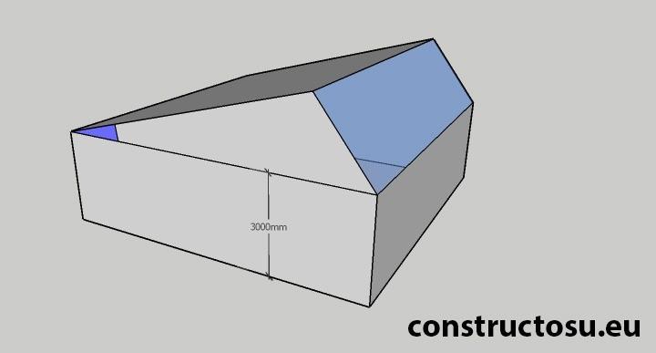 Design funcțional cu o formă anume pentru atelierul meșteșugăresc